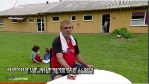 Daham Mamoud Hasans historia har väckt starka rekationer i Danmark. Skärmdump TV2-
