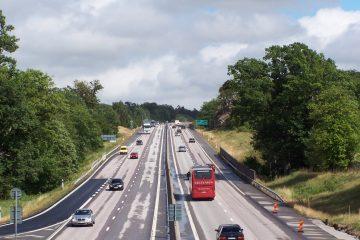 Motorväg i Sverige