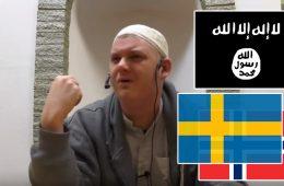Michael Skråmo - Flaggor