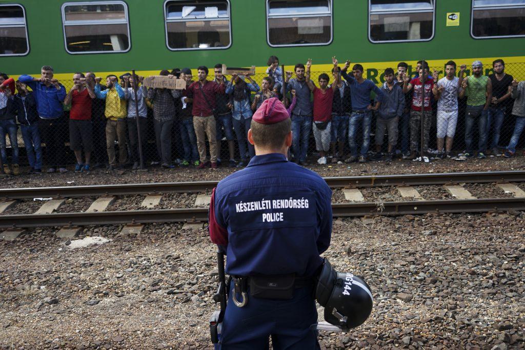 Ungerns premiärminister menar att folkomröstningen en seger för hans linje att stoppa migrationen. Bilden är från 2015. Bild: Mstyslav Chernov
