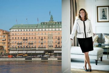 Grand Hotels VD Pia Djupmark