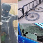 Vardagsbrott -Stulna cyklar, inbrott och bilinbrott