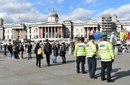 Polis i London