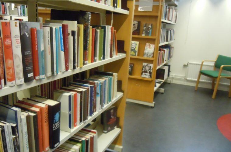 Biblioteken kan inte vara till for alla alltid
