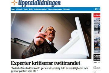 Svenska medier objektiva i usa val