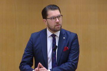 M forslag lat kungen utse statsminister