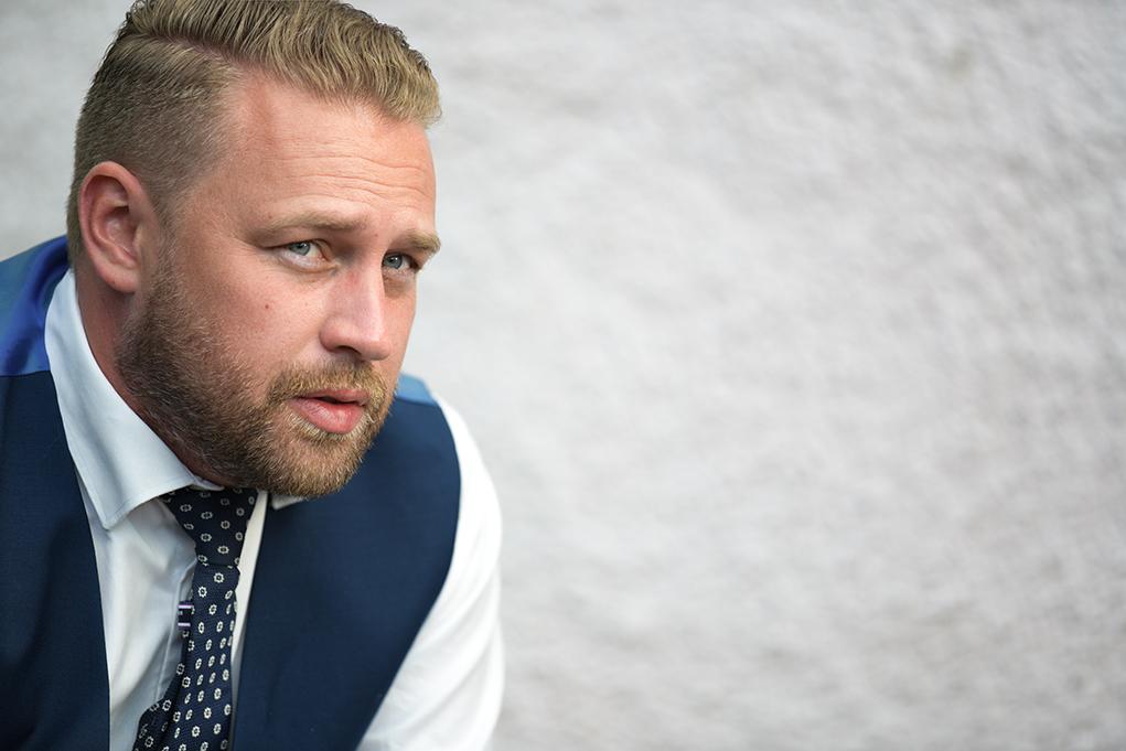 Mattias Karlsson (SD) om de nya utmaningarna - Samtiden
