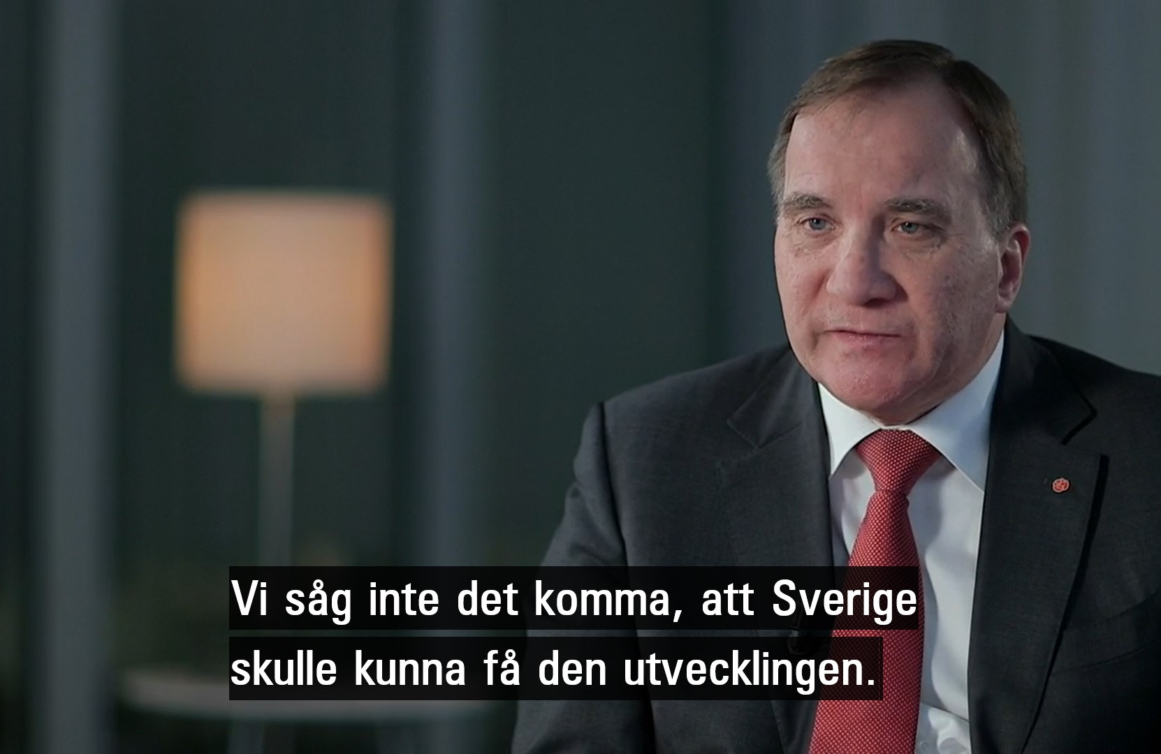 Stenhård kritik mot Stefan Löfven från alla håll - Samtiden