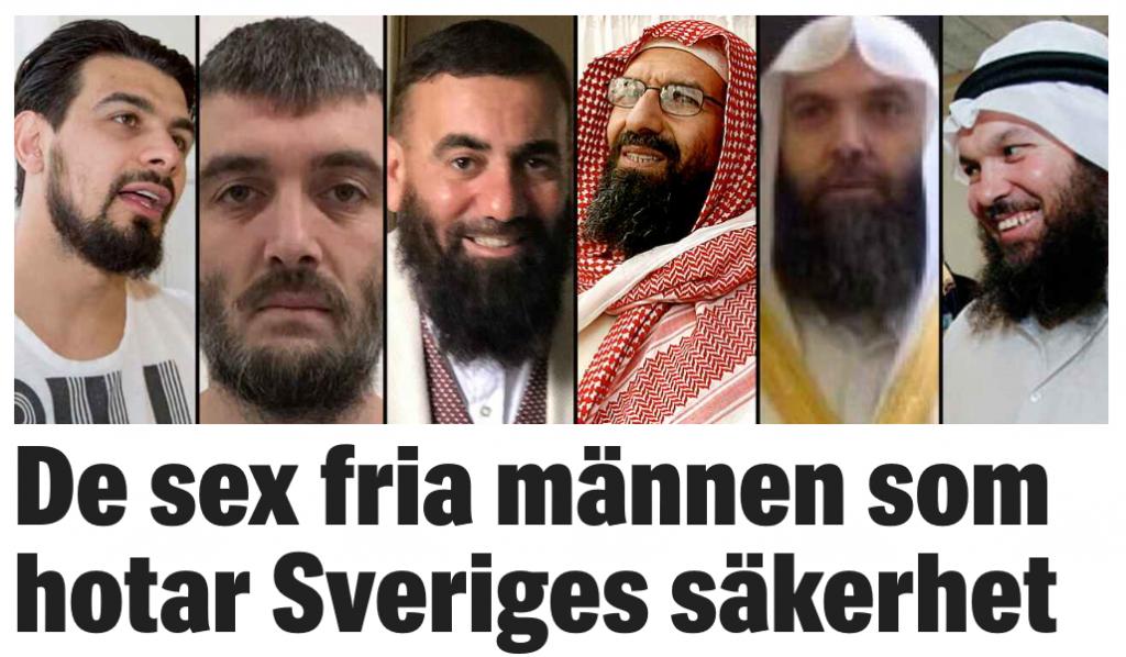Islamister firar seger i Sverige - Avgå Morgan Johansson! - Samtiden